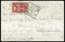1935, Marokko, 107, Brief - Morocco (1956-...)