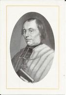 Geraardsbergen Gent Herinnering Kanunnik Constant-Guillaume Van Crombrugghe 1789-1865 En Overbrenging Kerk Jozefieten GB - Devotion Images
