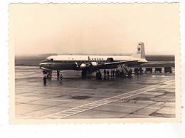 PHOTO   AVION  AVIATION DOUGLAS DC 4 SABENA - Aviation