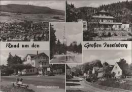 Inselsberg - Umgebung, U.a. Hotel Schweizerhaus - 1976 - Other