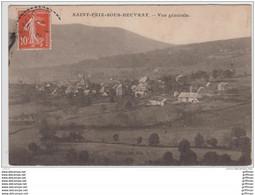 SAINT PRIX SOUS BEUVRAY VUE GENERALE 1911 - Otros Municipios
