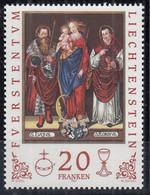 LIECHTENSTEIN  1151, Postfrisch **, Landespatrone 1997 - Ongebruikt