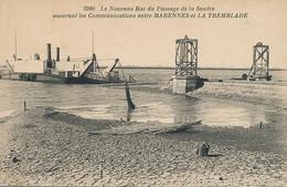 Nouveau Bac Seudre Marennes Et La Tremblade Ferry Boat - Ferries