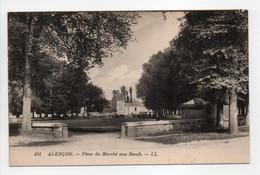 - CPA ALENCON (61) - Place Du Marché Aux Boeufs - Editions Lévy 131 - - Alencon