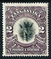 Tanganica (Británica) Nº 16 Nuevo* Cat.12€ - Sonstige