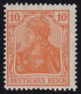 141 Germania 10 Pf ** - Unclassified