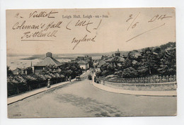 - CPA Leigh-on-Sea (Angleterre) - Leigh Hall 1907 - - Altri