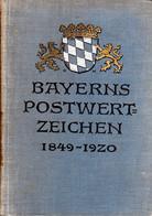 Brunner, J., Bayerns Postwertzeichen 1849-1920, 95 S. U. 32 Farbtafeln - Unclassified