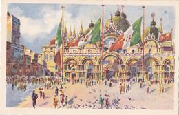 Venezia (Italie) - Basilica Di S. Marco - Venezia (Venedig)