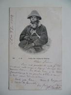 CPA / Carte Postale Ancienne / - Crétins Des Alpes - Crétin Des Vallées Du Pelvoux - Andere Gemeenten