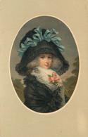 M.M VIENNE M.MUNK  N°559   Femme ,chapeau , Mode - Vienne