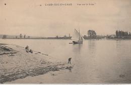 76 - CAUDEBEC EN CAUX - Vue Sur La Seine - Caudebec-en-Caux