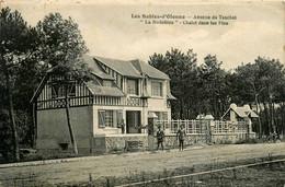 Les Sables D'olonne * Avenue De Tanchet * Villa Chalet LA RUDELIERE Rudelière * Dans Les Pins - Sables D'Olonne