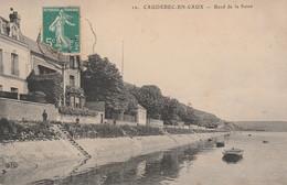 76 - CAUDEBEC EN CAUX - Bord De La Seine - Caudebec-en-Caux