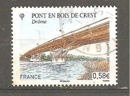 FRANCE 2011 Y T N ° 4544 Oblitéré - Gebruikt