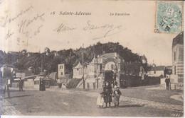 Sainte Adresse Le Raidillon Carte Postale Animee 1906 - Sainte Adresse