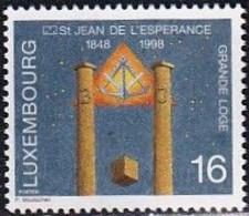 L-Luxemburg 1998 -Freimaurer-Grossloge (B.2833) - Ongebruikt