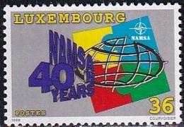 L-Luxemburg 1998 - NATO-Agentur (B.2835) - Nuevos