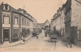 76 - CAUDEBEC EN CAUX - La Route D' Yvetot - Caudebec-en-Caux
