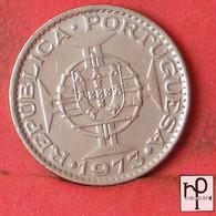 MACAU 50 AVOS 1973 -    KM# 7 - (Nº43725) - Macau