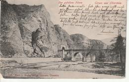 Idar Oberstein, Gefallene Felsen  1906 - Idar Oberstein