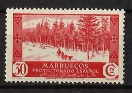 MARRUECOS ** 153 Nuevo Sin Charnela. Cat.35 € - Spanisch-Marokko