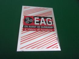 PANINI Foot 2013-14 N°97 Guingamp EAG - Französische Ausgabe