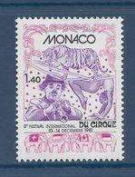 ⭐ Monaco - YT N° 1298 - Neuf Sans Charnière - 1981 ⭐ - Unused Stamps