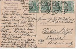 Gevelsberg, Neue Fösterei   1919 - Gevelsberg