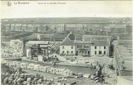 La Buissière. Usine De La Société Anonyme. - Merbes-le-Chateau