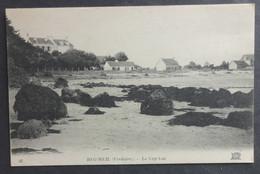 CPA 29 BEG MEIL - RARE VUE - Le Cap Coz - ND 42 - Réf. G 293 - Beg Meil
