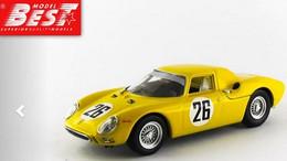 Ferrari 250 LM - P. Dumay/G. Gosselin - 2nd 24h Le Mans 1965 #26 - Best Model - Best Model