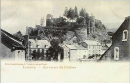 LA ROCHE - Ruines Du Château - Carte Précurseur - La-Roche-en-Ardenne