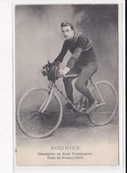 BODINIER, Champion De Fond Tourangeau, Tour De France 1908 - Très Bon état - Otros Municipios