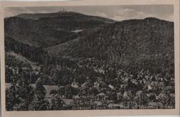 Tabarz - Wald Mit Inselsberg - Tabarz