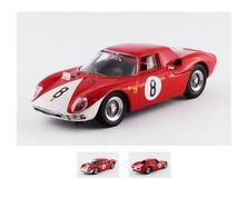 Ferrari 250 LM - John Surtees/Bandini - Reims 1964 #8 - Best Model - Best Model