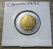 Italie 500 Lires 1996   En L'état Sur Les Photos - 500 Lire