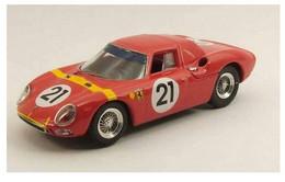 Ferrari 250 LM - Lucien Bianchi - 1st Zolder 1964 #21 - Best Model - Best Model