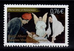Andorre - YV 776 N** Noel - Nuevos