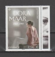 FRANCE / 2021 / Y&T N° 5491 ** : Dora Maar X 1 BdF D - Neufs