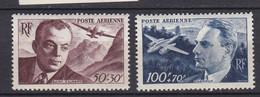 N° 21 Et 22 P.A. Surtaxes Au Profit De L'entraide Française: Timbres Neuf Impeccable Sans Charnière - 1927-1959 Ungebraucht