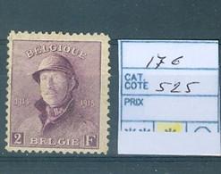 176  X Côte 525.00€ - 1919-1920 Behelmter König