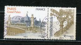 """FRANCE - LE GRAND PALAIS - N° Yvert 4215 Obli. Ronde De """"41 St AIGNAN """" De 2009 - Oblitérés"""