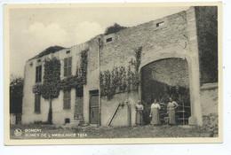 GOMERY  Ruines De L'Ambulance 1914 ( Virton ) - Virton