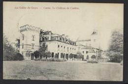 LA VALLEE DU GEER * CANNE * LE CHATEAU DE CASTERE * CAESTERT * KANNE * 1919 * 2 SCANS - Other