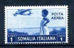 1936 SOMALIA N.21 POSTA AEREA * - Somalia