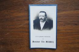 5208/Elie-François MEUNIER Vf A.Rigaumont BINCHE 7/7/1849- 27/5/25 - Décès