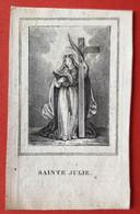 1845 - DECES - OVERLIJDEN - JOSEPHUS VAEL Echtg RAES - BELSELE - MOERBEKE WAAS - Devotion Images