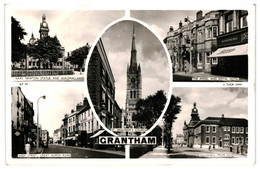CPA - Carte Postale -Royaume Uni  Grantham Multi Vues  -VM33967 - Altri