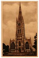CPA - Carte Postale -Royaume Uni  Grantham Parish Church   -VM33969 - Altri